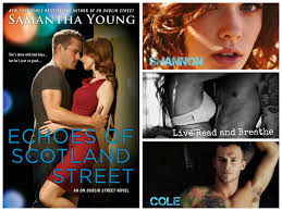 Live, Read and Breathe: Echoes of Scotland Street by Samantha Young -#bookreview | Libri da leggere, Libri, Leggende