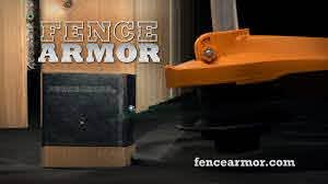 Fence Armor Post Protection