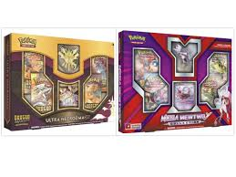 Pokemon Dragon Majesty Ultra Necrozma GX Box and Mega Mewtwo Y Box Trading  Card Game Collection Bundle, 1 of Each - Walmart.com - Walmart.com