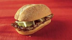 The McDonald's McRib is Back: Delicious ...