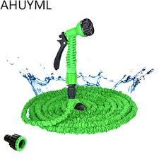 25ft 250ft garden hose expandable magic