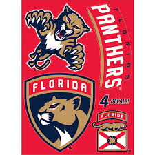 Florida Panthers Decals 5ct Party City Canada