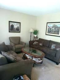 likable grey and brown sofa alluring
