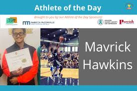 Athlete of the Day: Mavrick Hawkins - Sports Moms United