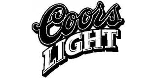 Coors Light Decal Sticker 02