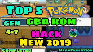 Top 5 [Completed] Pokemon Sword And Shield GBA Rom Hacks ...