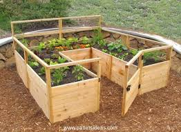 diy pallet garden ideas to upcycle