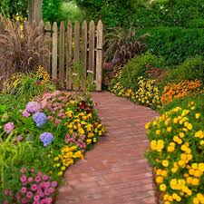 Color And Design In The Garden