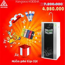 Máy lọc nước RO Kangaroo VTU KG100HA 9 lõi