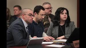 How dare you': Women address Larry Nassar at his sentencing hearing |  kiiitv.com