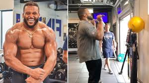 Aaron Donald BEASTLY GYM WORKOUT On Game Day #NFL #AaronDonald ...
