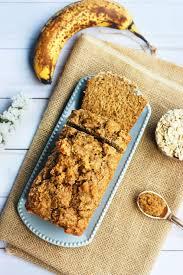 thug kitchen maple oat banana bread