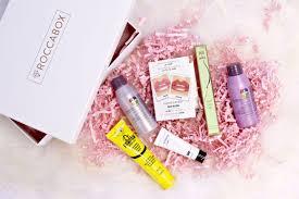 roccabox uk beauty subscription box
