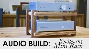 schiit audio mini rack from ss