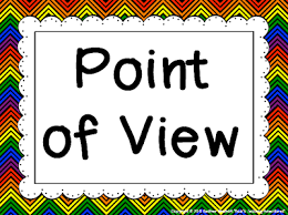 Point of View Posters {1st, 2nd, and 3rd Person} - Hojo's Teaching