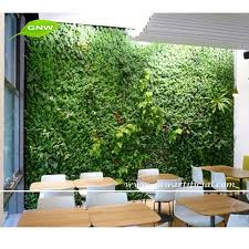 artificial plant wall panels