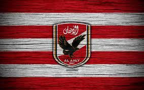 تحميل خلفيات الأهلي نادي 4k الدوري المصري الممتاز شعار كرة