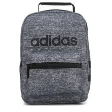adidas santiago lunch bag grey jersey