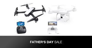gift your dad a brand new rc drone this