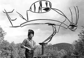 Mr. Smith Goes to New York   David smith, David smith sculptor, Art
