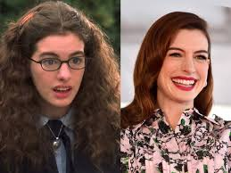 THEN AND NOW: The cast of 'The Princess Diaries' movies 18 years ...