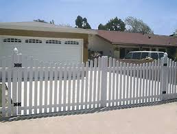 Custom Vinyl Driveway Gates Los Angeles Ca Buy Gates Simi Valley San Fernando Valley Gate Manufacturer
