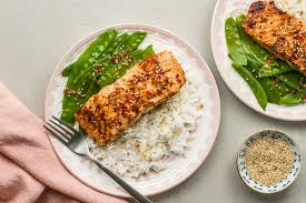 Pan-Fried Salmon With a Tangy Thai ...