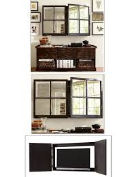 mirror cabinet tv covers home family