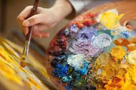 A pintura como terapia - A Mente é Maravilhosa