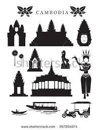 Image Result For Silhouette Naga Cambodia Angkor Wat Cambodia Cambodia Angkor Wat