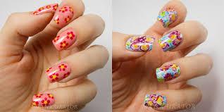 flower nail art designs trends ideas