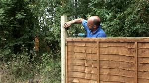 How To Fix Trellis Onto A Fence Panel Youtube