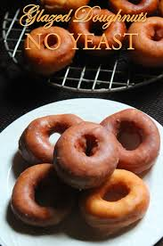 easy glazed doughnuts recipe how to