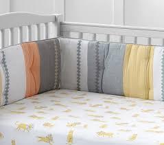 organic little lion nursery bedding