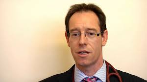 Dr Matthew Johnson, consultant gastroenterologist at Luton ...