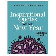 inspirational quotes for the new year spirituality health