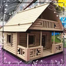 EcoHouseKids - nhà thiết kế đồ chơi và nhà búp bê 2in1 để mua trên ...
