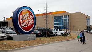 """Dave & Buster's Functions""""Ding-ding Ding"""" at First National Campaign by Mother New-york"""