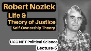 Robert Nozick Political Though In Hindi, Nozick Theory of Justice and  SelfOwnership in Hindi - YouTube