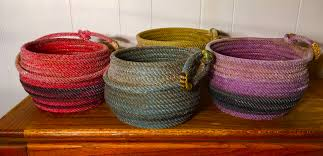 old ropes and new baskets nancy
