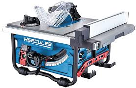 New Harbor Freight Hercules Portable Table Saw