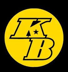 Kobe Bryant Kb Logo Lakers Vinyl Sticker Decal Laptop Car Truck Nba Los Angeles Ebay