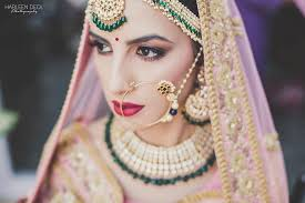 6 months bridal beauty countdown for