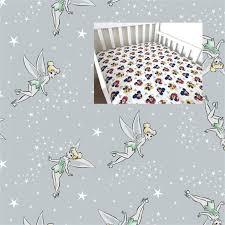 tinker bell tinkerbell cotton sheet