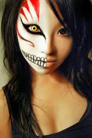 34 scary makeup ideas