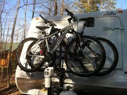 bike rack for jayco 19h jayco rv