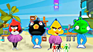 angry birds song just dance 2016