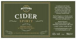 Aurora Premier Crus 2017Organic Perry - Butford Organics
