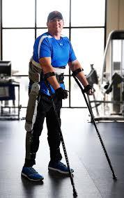 i robot paraplegics get an ist