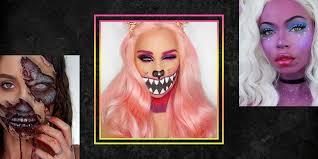 42 easy halloween makeup ideas